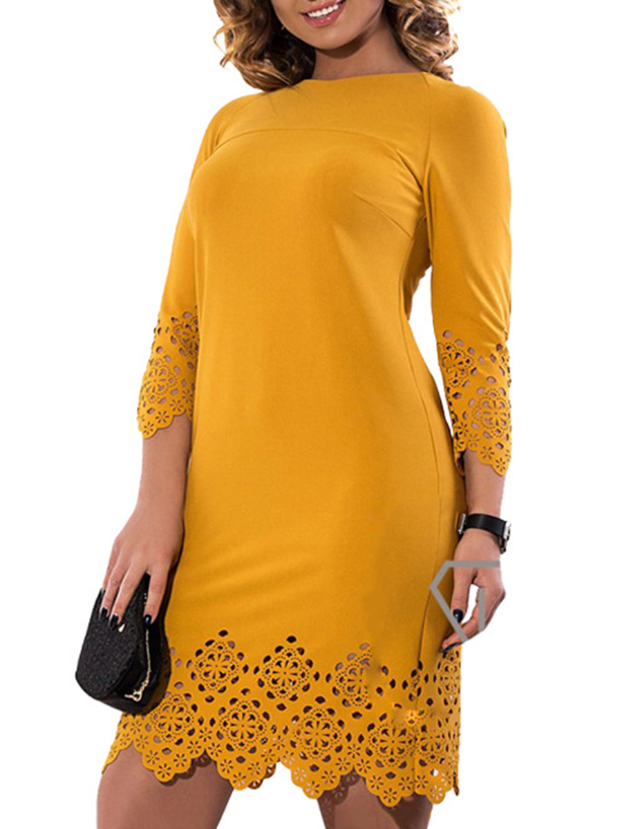 6b60575b975 The best dresses for chubby and plus size girls – article directory